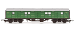 R4057C Hornby: SR LUGGAGE VAN MALACHITE